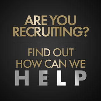Are you recruiting?